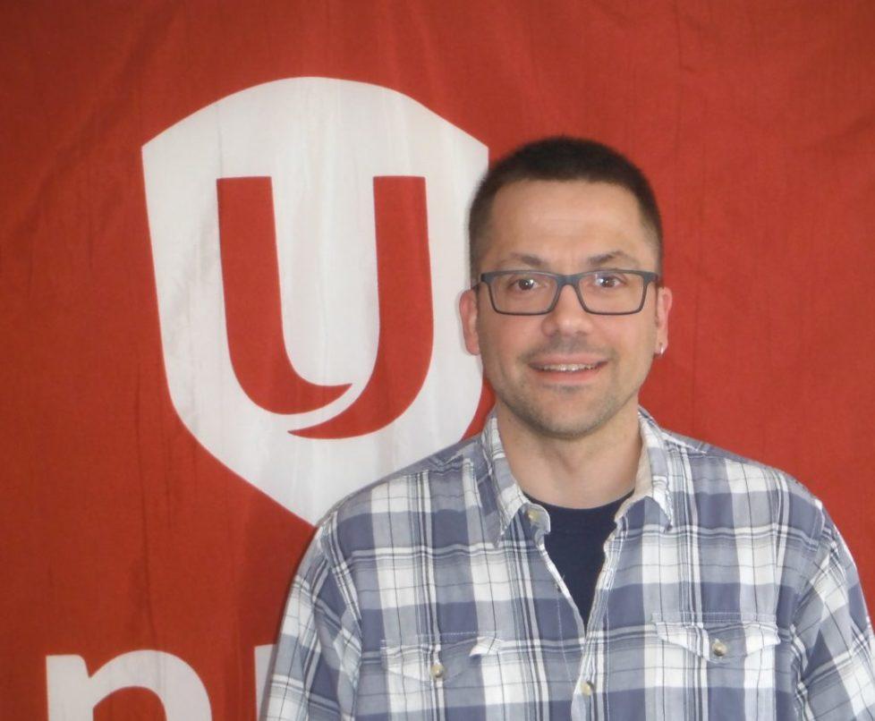 Étienne Duval, directeur secteur média-imprimerie, Unifor section locale 145