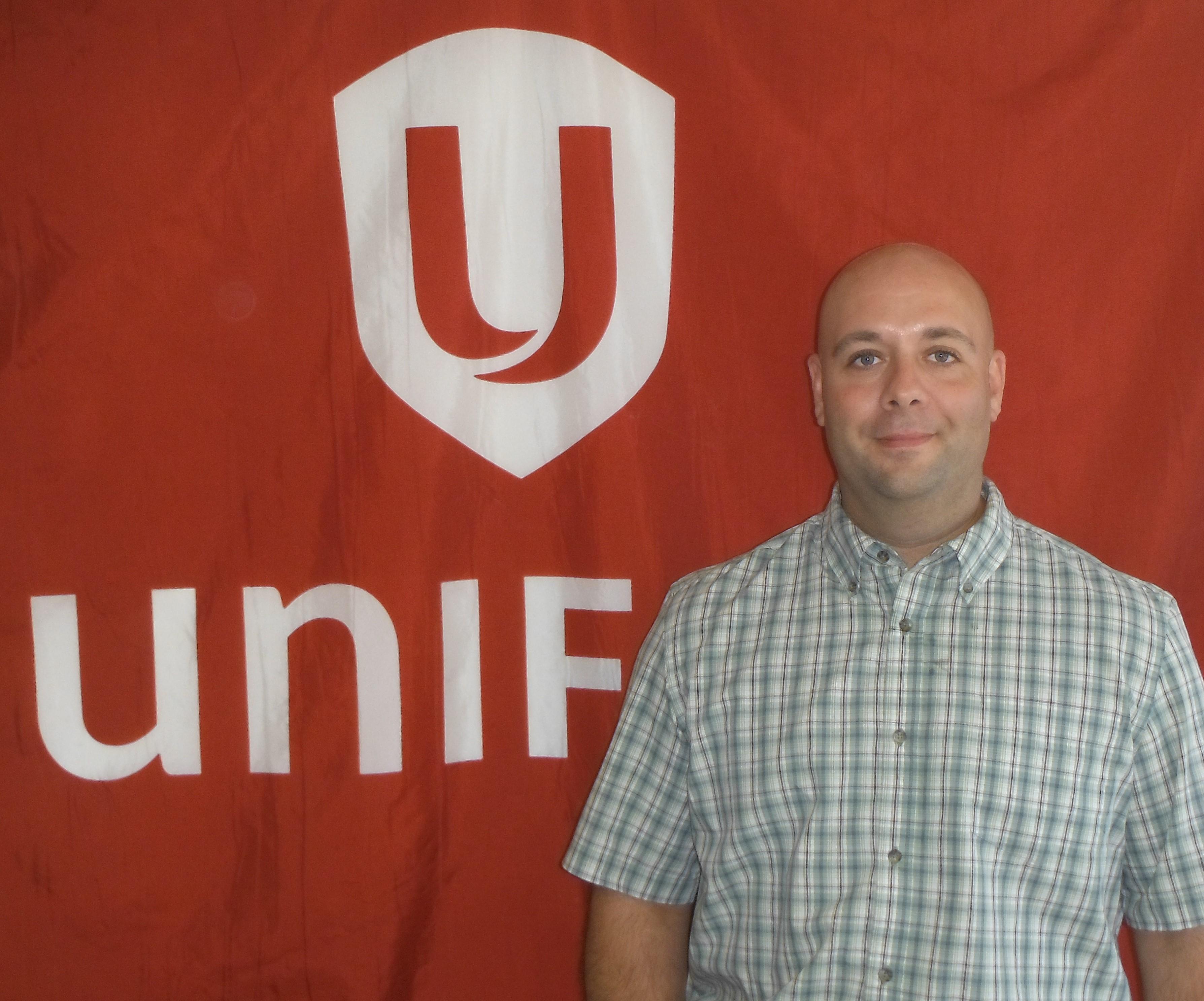 Dave Bornais, Directeur du secteur général, Unifor section locale 145